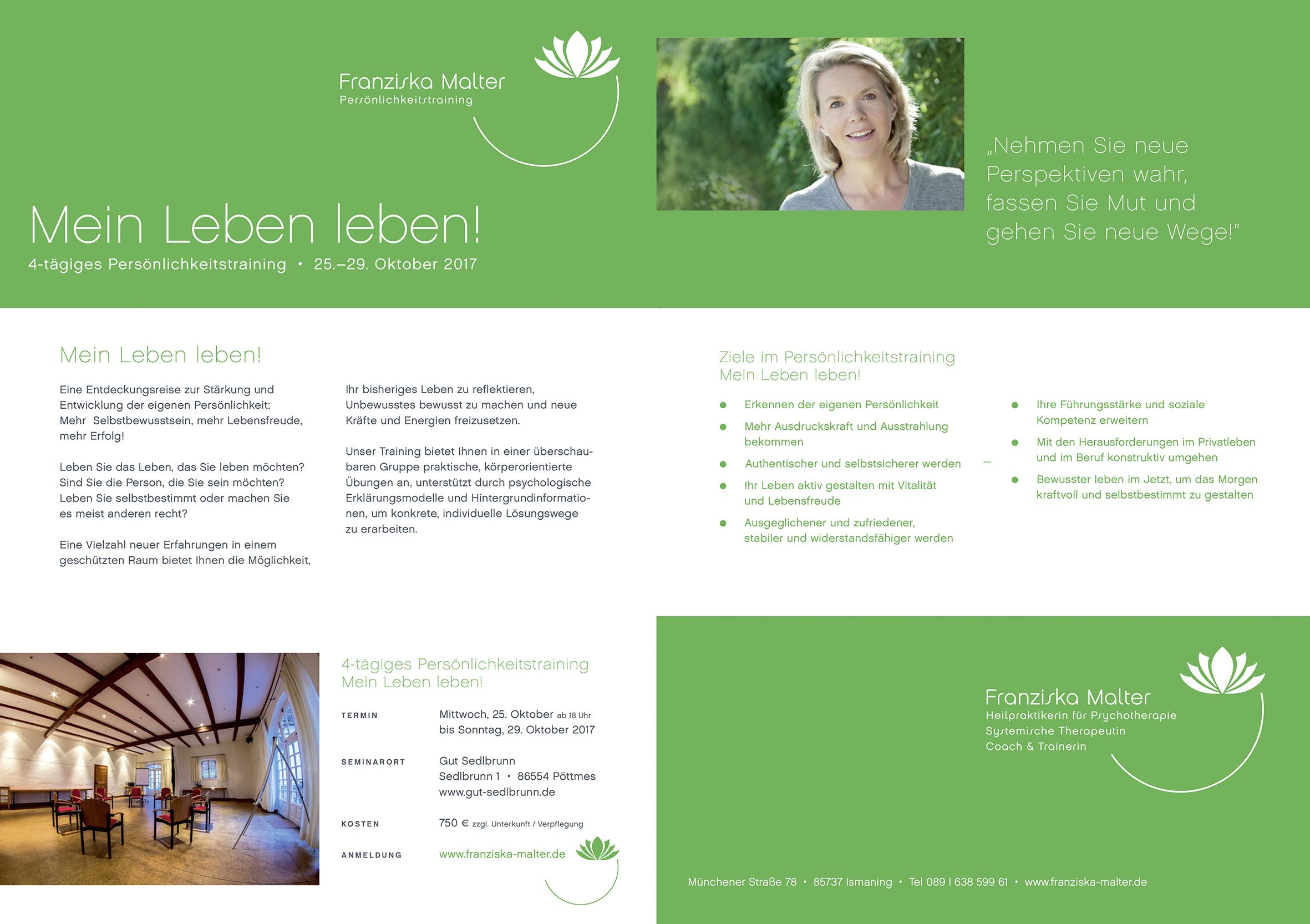 Persönlichkeitstraining München